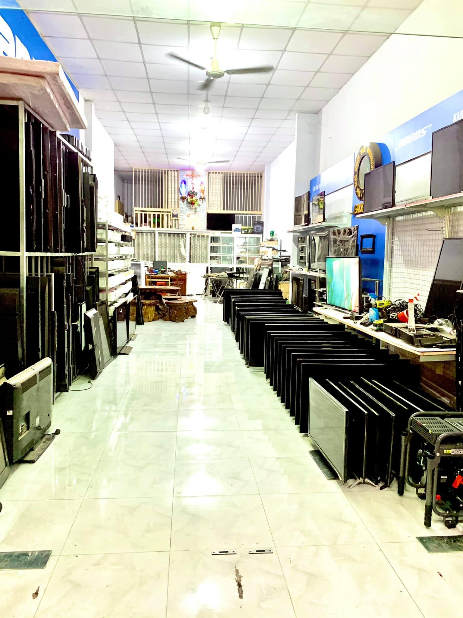 Dịch Vụ Sửa Tivi LG Tại Nhà TpHCM Giá Rẻ