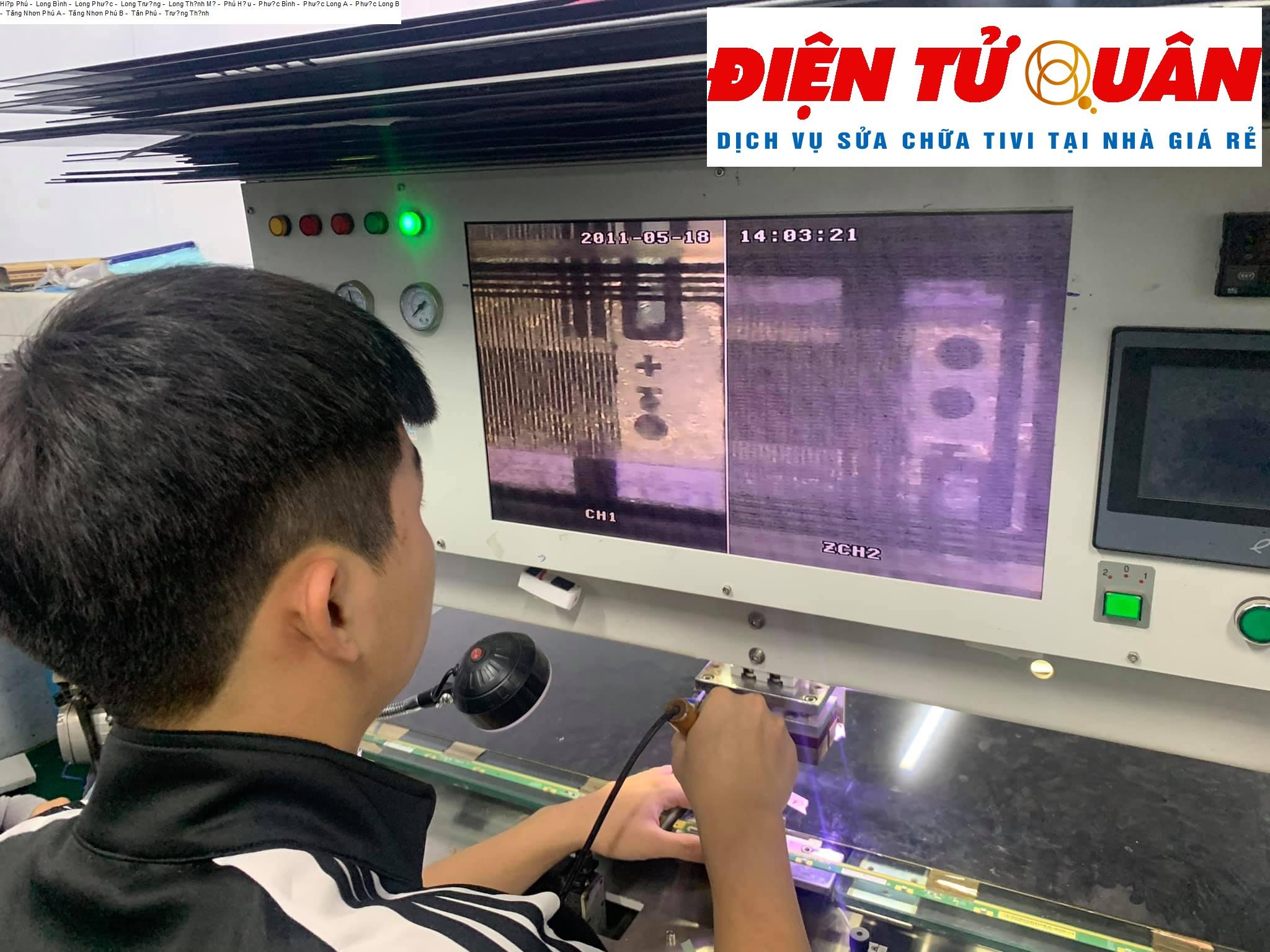Dịch Vụ Sửa Tivi LG Tại Nhà Huyện Hóc Môn Giá Rẻ