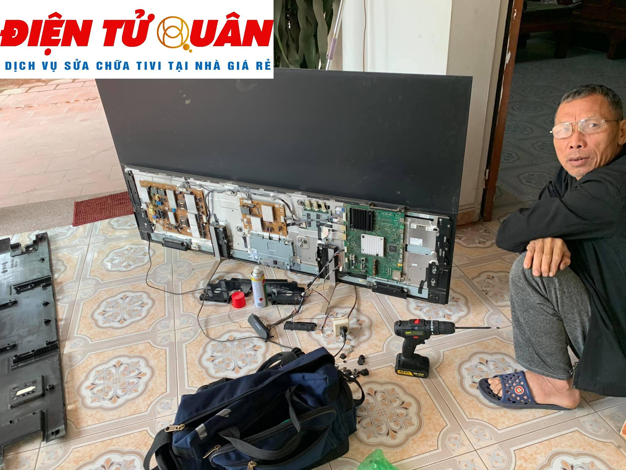 Dịch Vụ Sửa Tivi LG Tại Nhà Quận Bình Thạnh Giá Rẻ