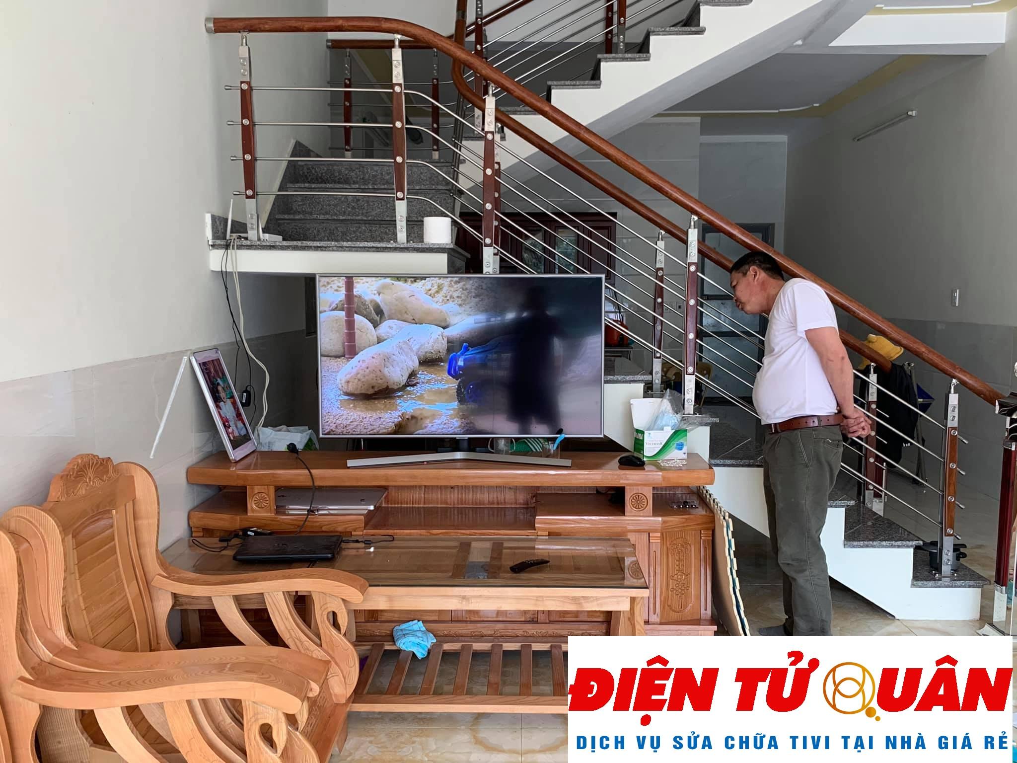 Dịch Vụ Sửa Tivi Samsung Tại Nhà Quận 12 Giá Rẻ