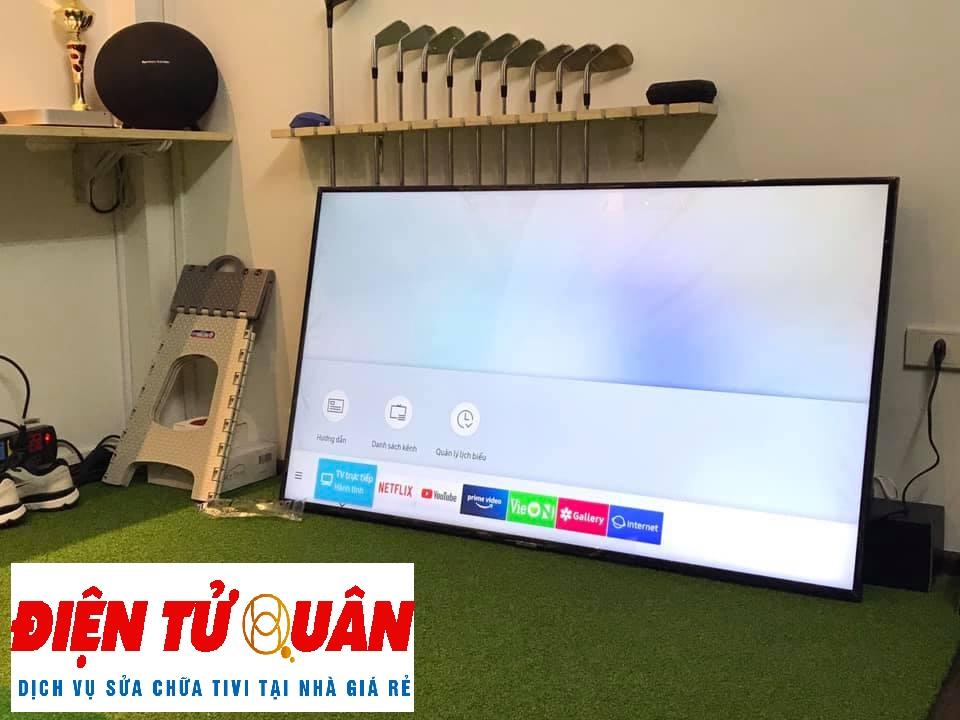 Dịch Vụ Thu Mua Tivi Samsung Hư Bể Tại Nhà Quận 8 Giá Cao