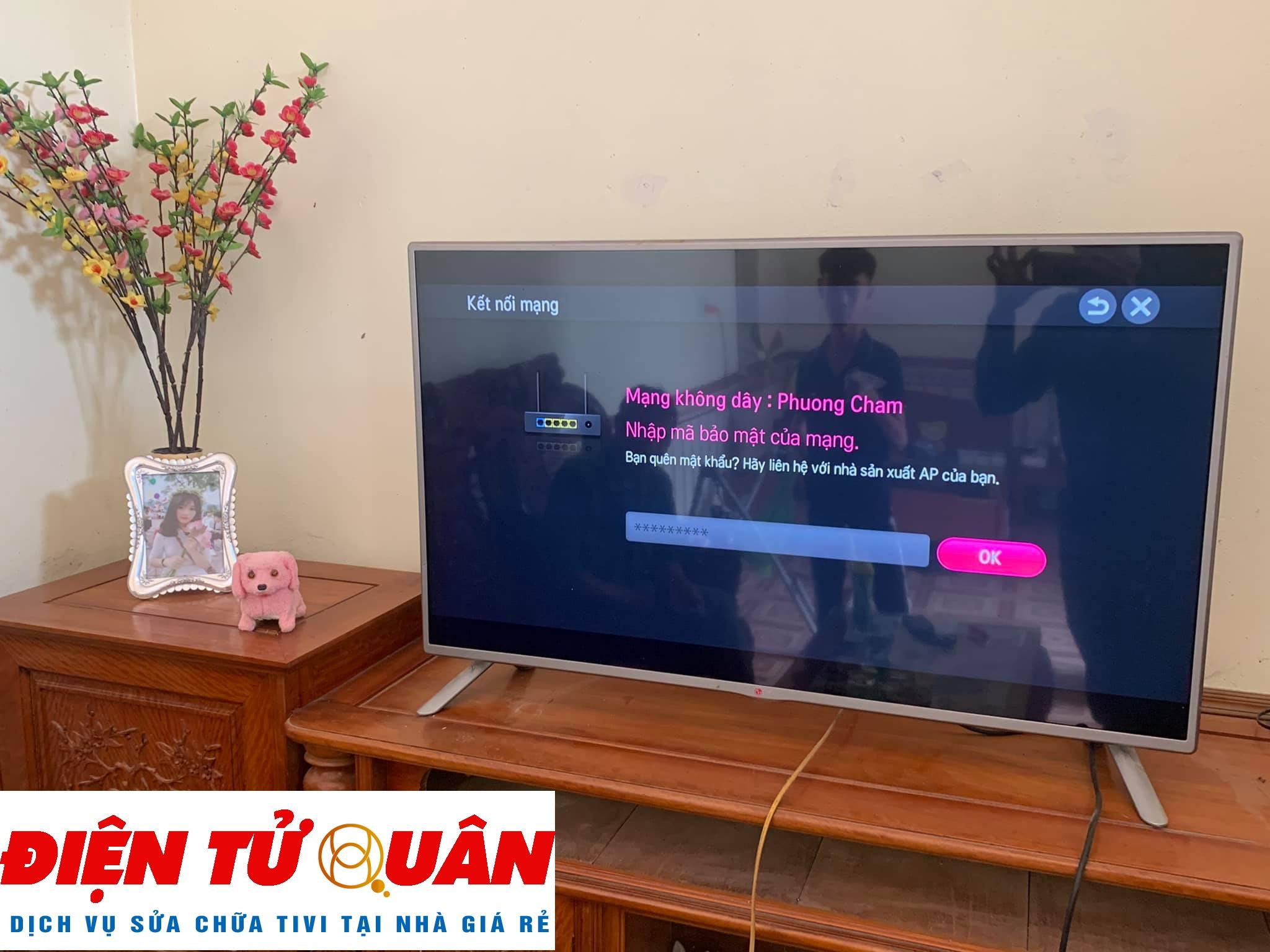 Dịch Vụ Sửa Tivi LG Tại Nhà Quận Phú Nhuận Giá Rẻ
