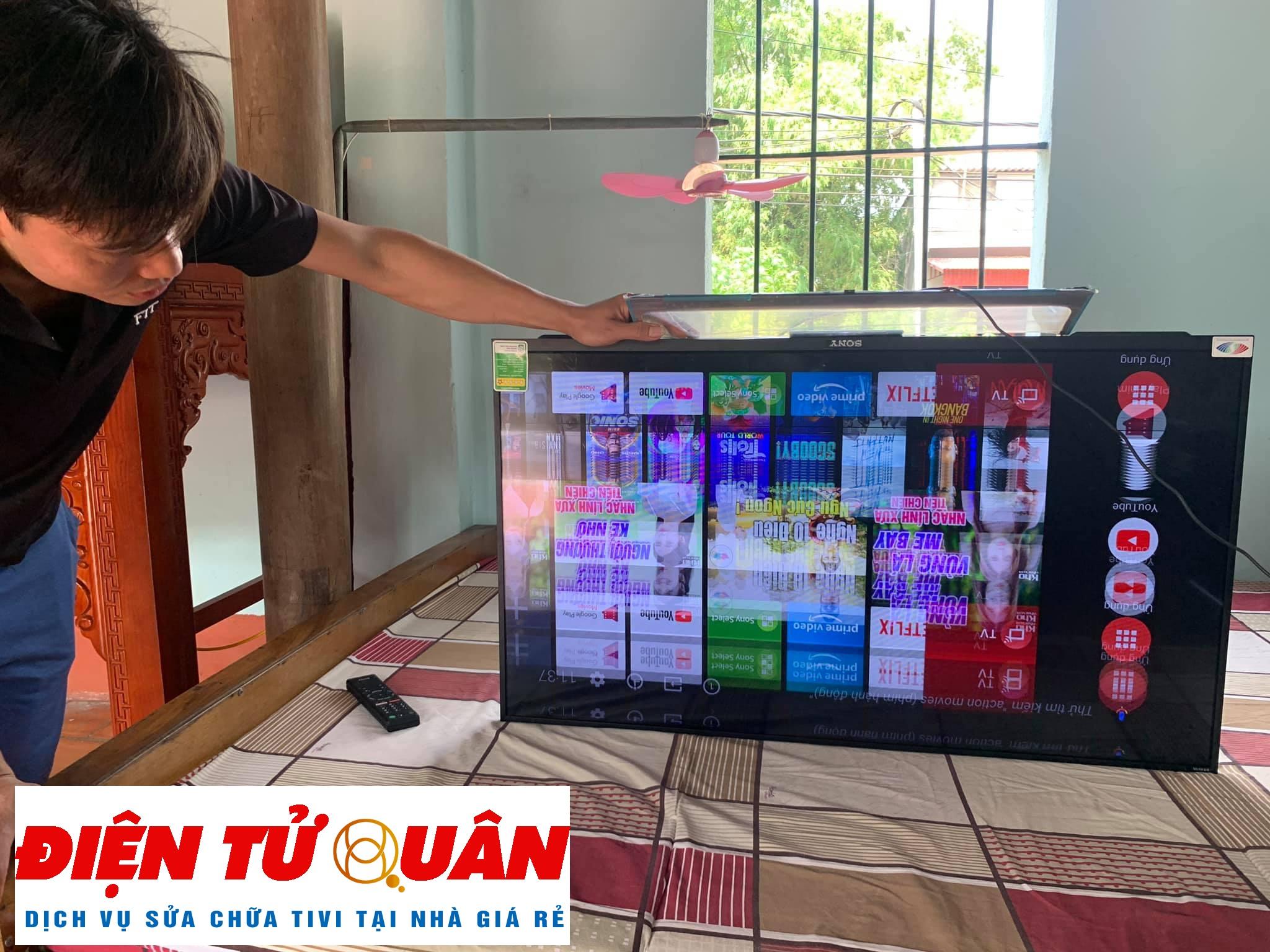 Dịch Vụ Sửa Tivi Samsung Tại Nhà Quận Phú Nhuận Giá Rẻ