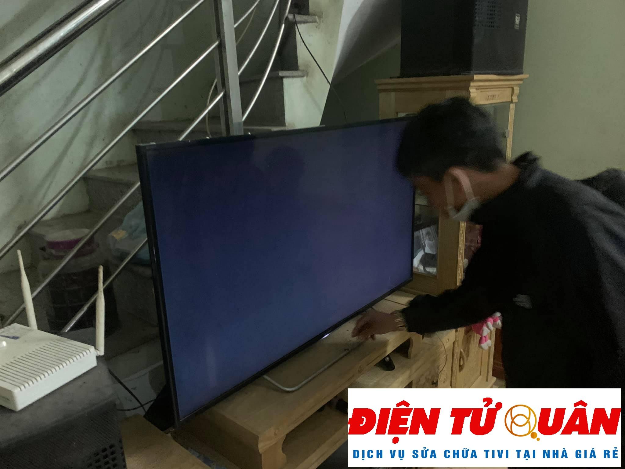 Dịch Vụ Sửa Tivi Samsung Tại Nhà Quận Tân Phú Giá Rẻ