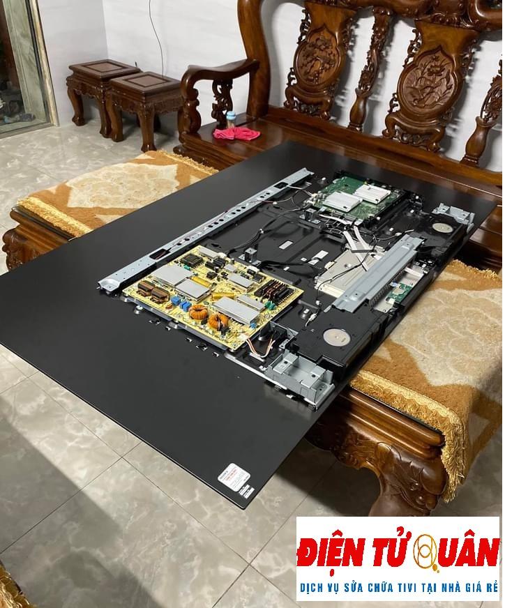 Dịch Vụ Sửa Tivi Sony Tại Nhà Huyện Hóc Môn Giá Rẻ