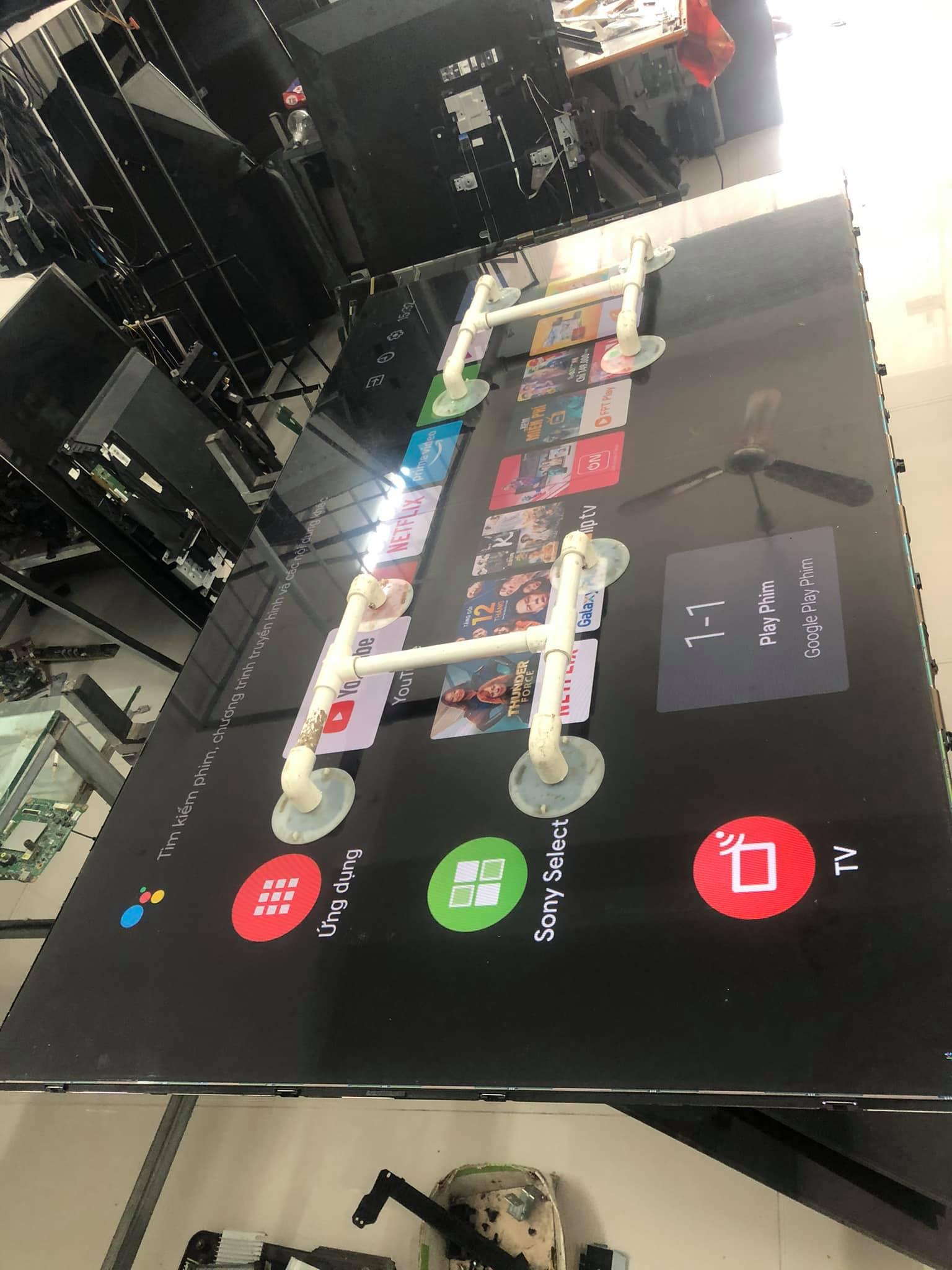 Dịch Vụ Sửa Tivi Sony Tại Nhà Quận Bình Thạnh Giá Rẻ