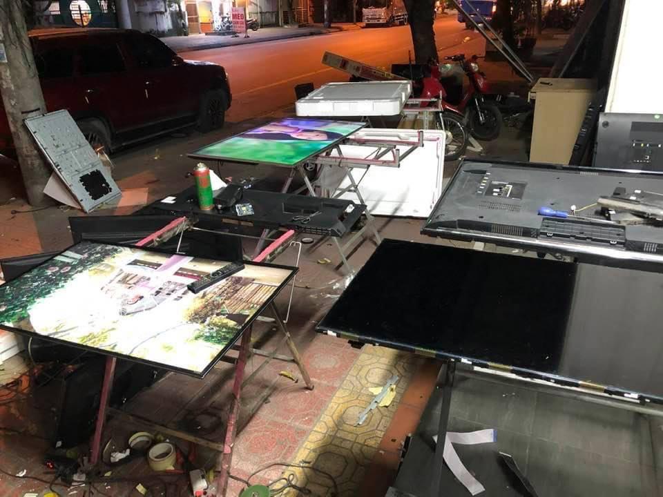 Dịch Vụ Sửa Tivi Sony Tại Nhà Quận Tân Phú Giá Rẻ