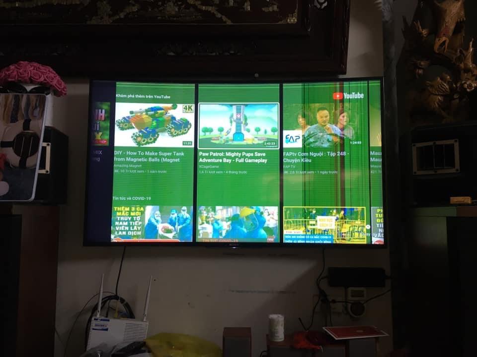 Dịch Vụ Sửa Tivi Tại Nhà Quận 1 Giá Rẻ