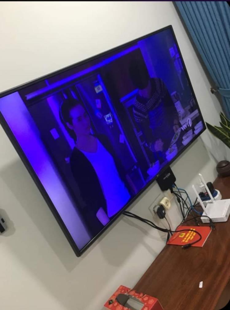 Dịch Vụ Thu Xác Tivi Samsung Hư Bể Dĩ An
