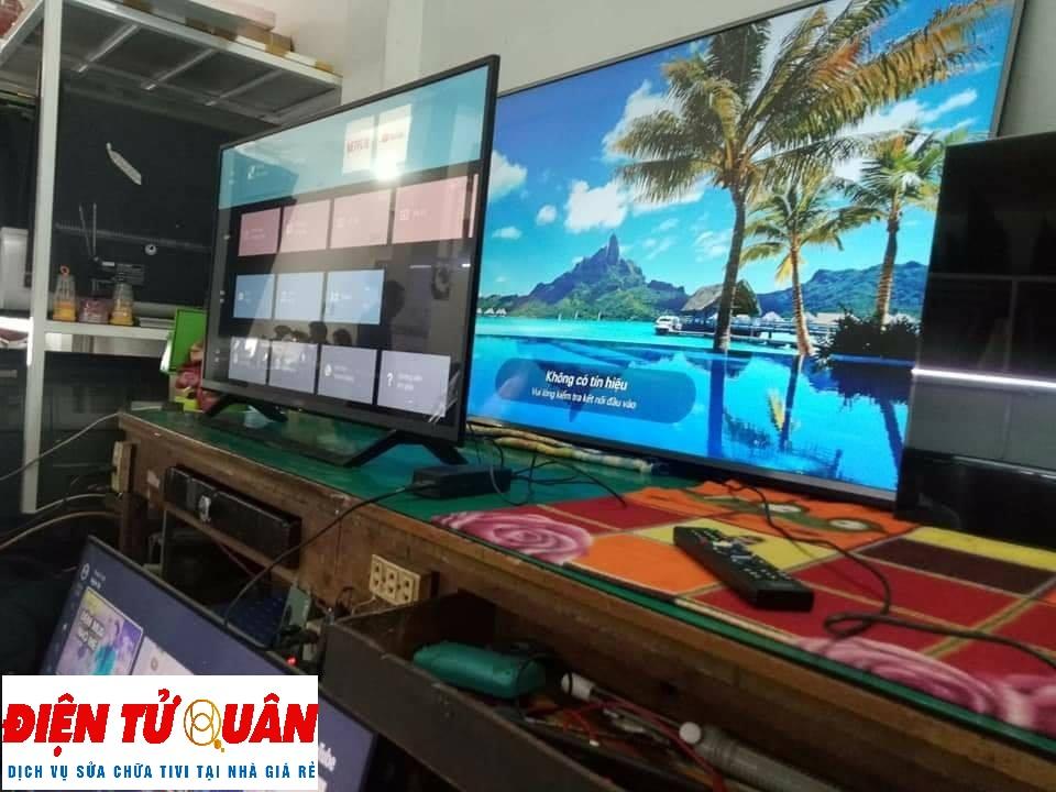 Dịch Vụ Sửa Tivi Toshiba Tại Nhà Quận Phú Nhuận Giá Rẻ