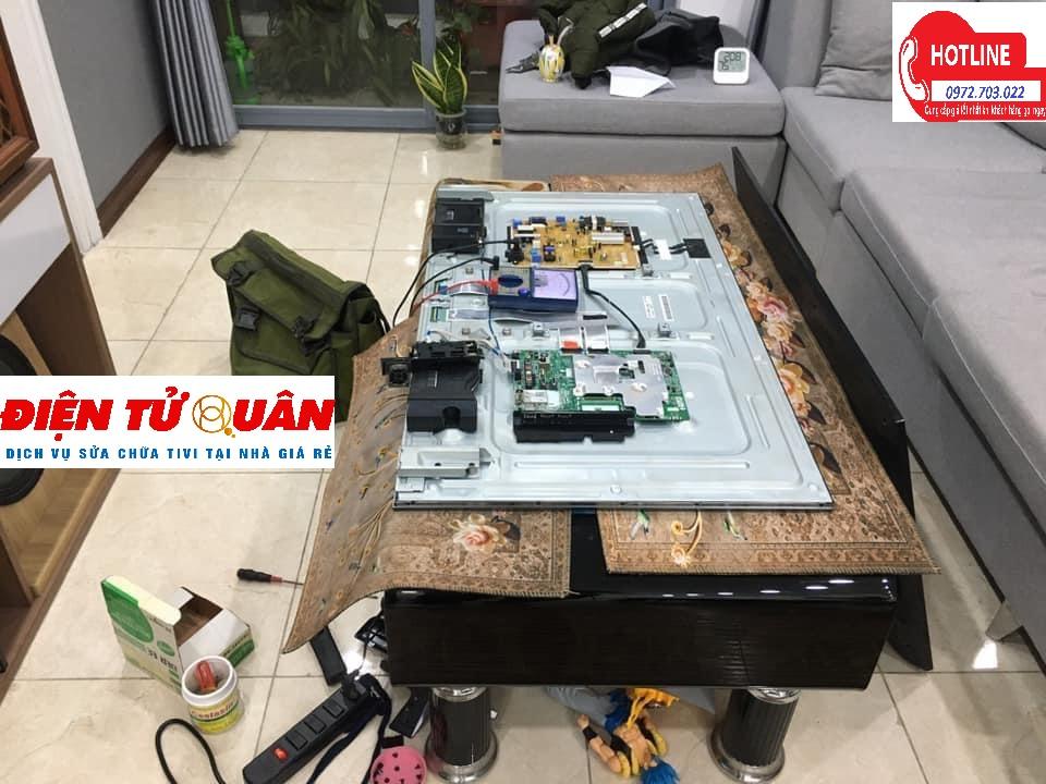 Dịch Vụ Sửa Tivi LG Tại Nhà Quận 1 Giá Rẻ