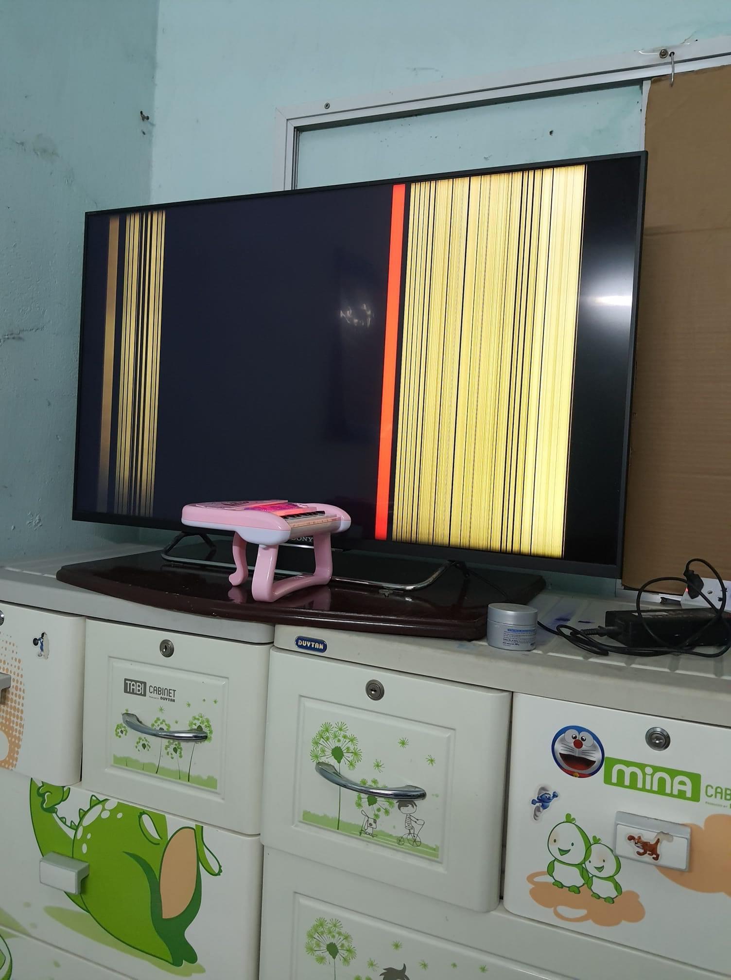 Dịch Vụ Thu Mua Tivi Sony Hư Bể Tại Nhà Quận 12 Giá Cao