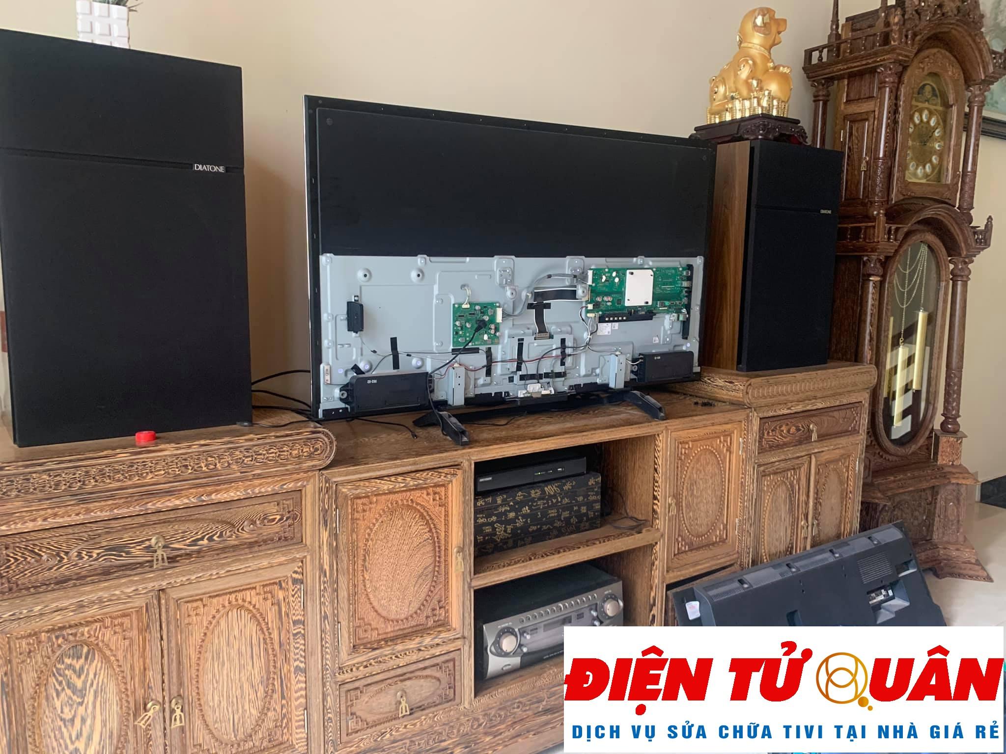 Dịch Vụ Sửa Tivi Samsung Tại Nhà Quận Bình Thạnh Giá Rẻ