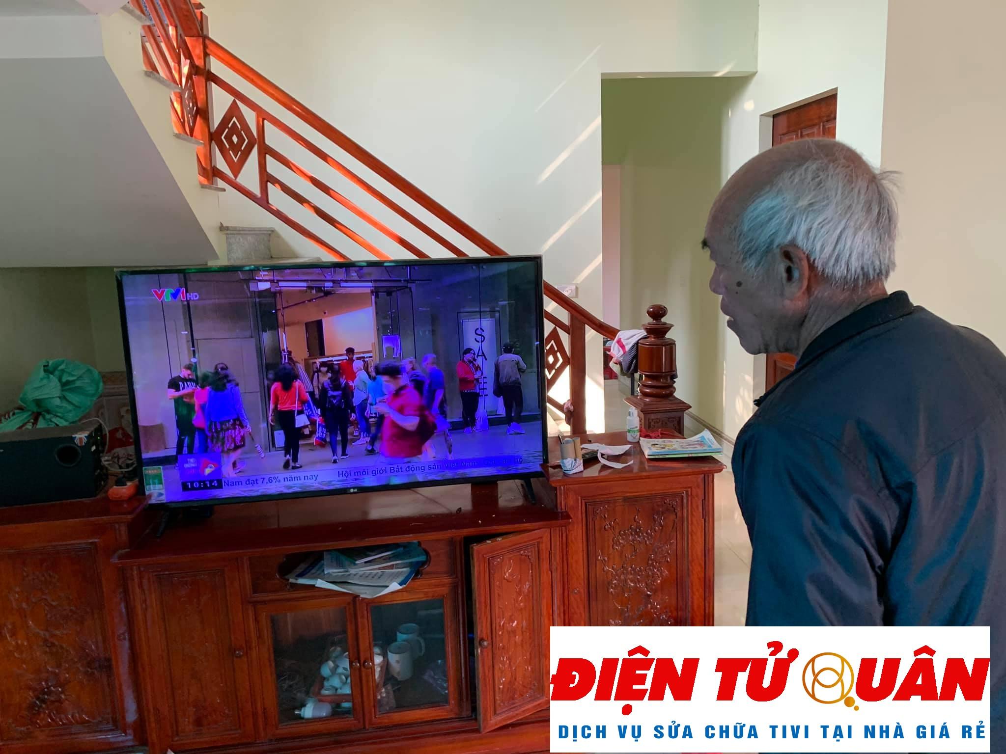 Dịch Vụ Sửa Tivi Samsung Tại Nhà Huyện Nhà Bè Giá Rẻ