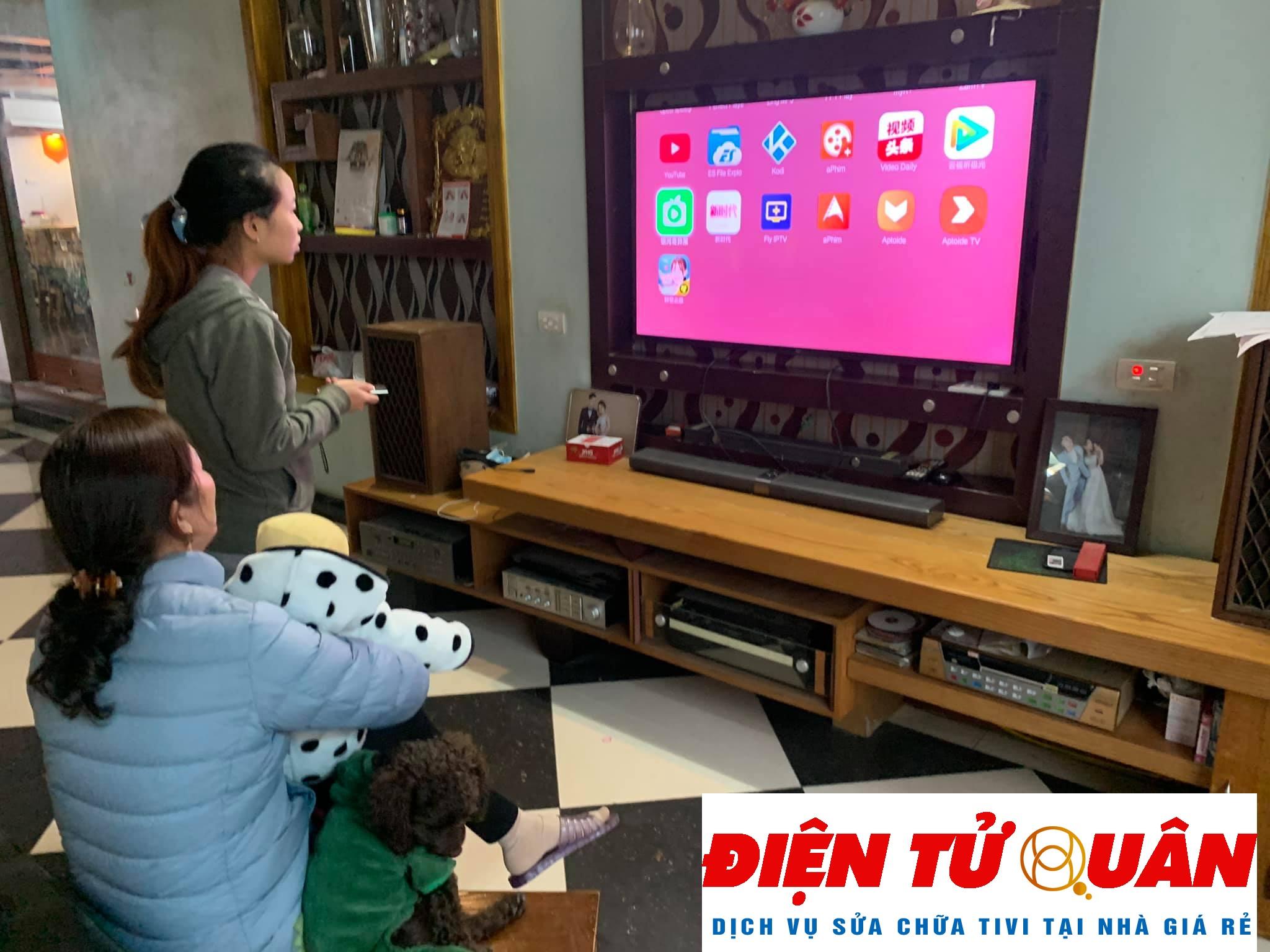 Dịch Vụ Sửa Tivi Samsung Tại Nhà Huyện Hóc Môn Giá Rẻ