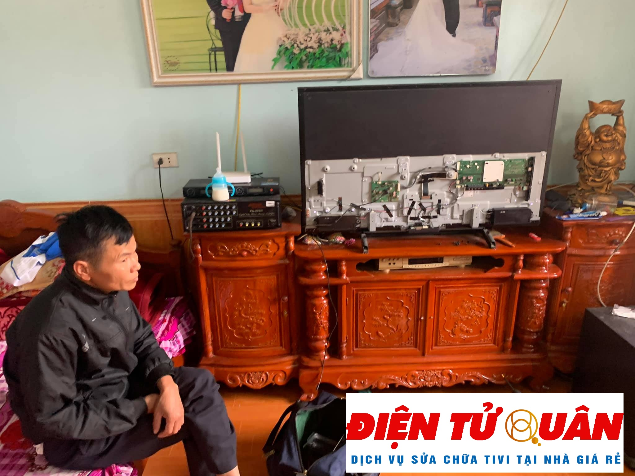 Dịch Vụ Sửa Tivi Samsung Tại Nhà Tp Thủ Đức Giá Rẻ