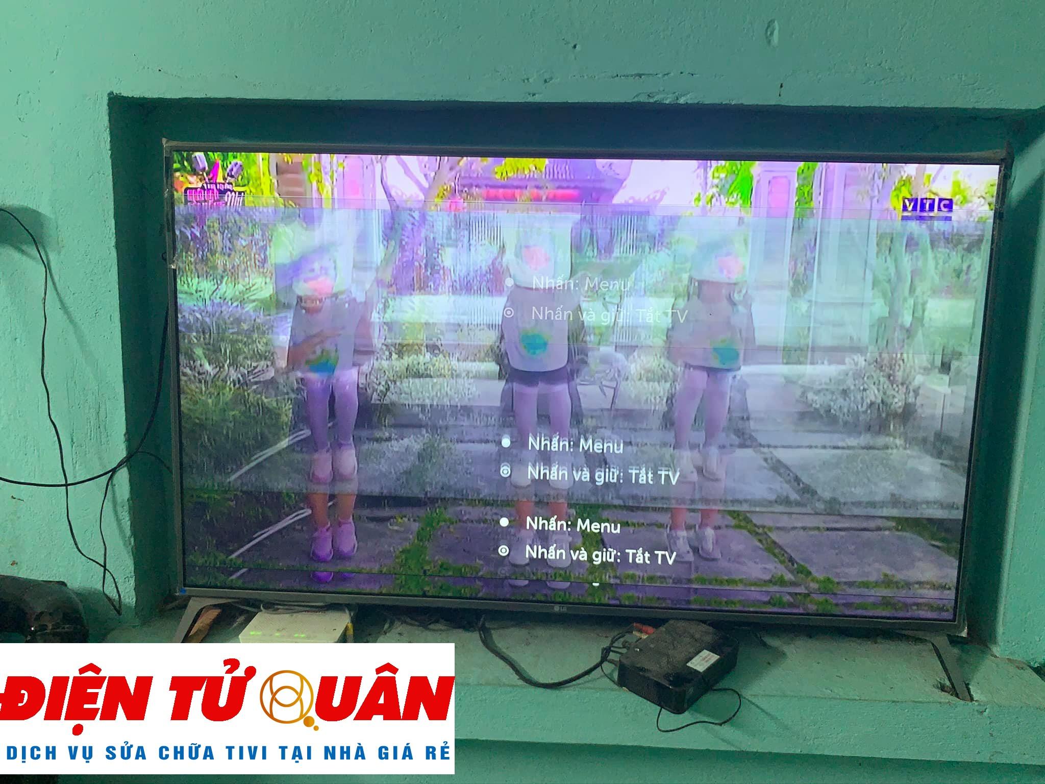 Dịch Vụ Sửa Tivi Sharp Tại Nhà Quận Phú Nhuận Gía Rẻ