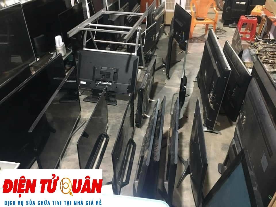 Dịch Vụ Thu Mua Tivi Hư Bể Tại Nhà HCM Giá Cao