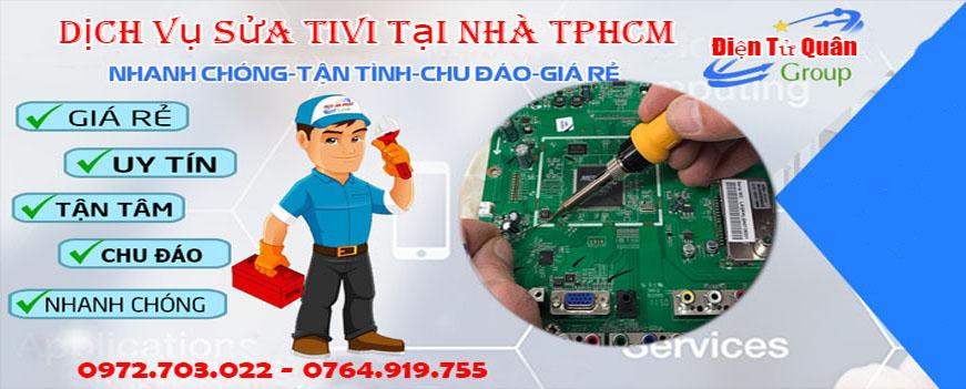 Dịch Vụ Sửa Tivi Sharp Tại Nhà Quận Bình Tân Giá Rẻ